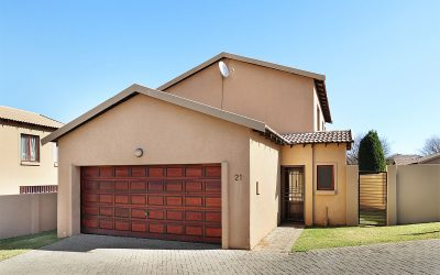 3 Bedroom Duplex in Soap Aloe Village Countryview Gardens