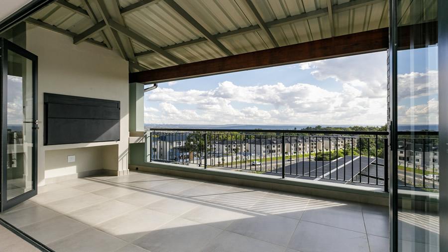 Penthouse patio - slider