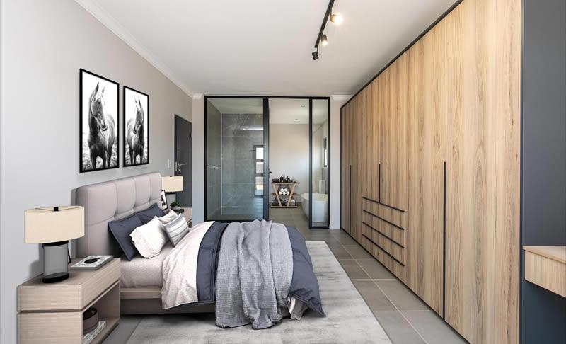 Umthunzi Origins Bedroom